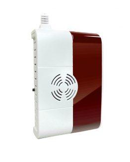 Gasdetektor Med Blink
