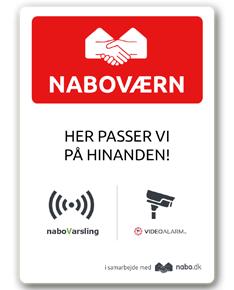 NaboVærn klistermærker