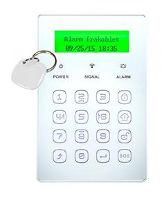 Alarmpanel
