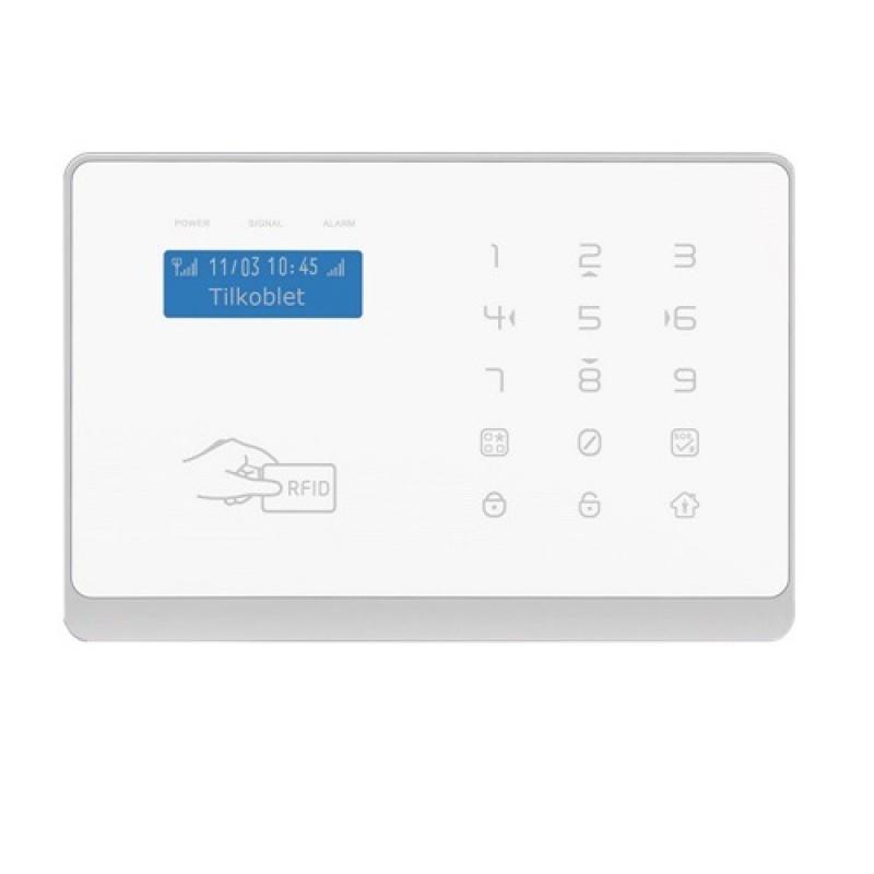 GSM og Wifi alarm