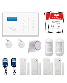 alarmpakke til hus